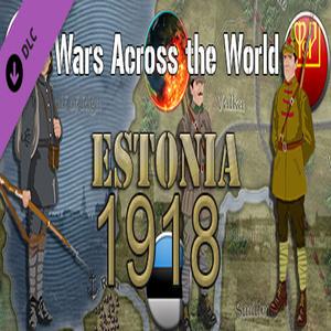 Wars Across the World Estonia 1918