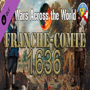 Wars Across The World Franche-Comte 1636