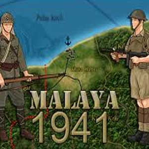 Buy Wars Across the World Malaya 1941 CD Key Compare Prices