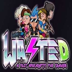 Buy Wasted CD Key Compare Prices