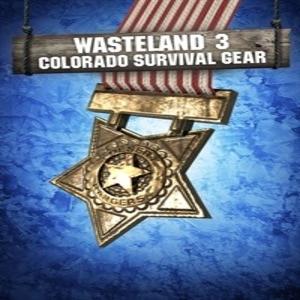 Wasteland 3 Colorado Survival Gear