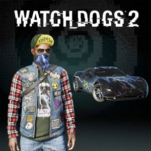 Watch Dogs 2 BAY AREA THRASH PACK