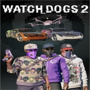 Watch Dogs 2 Fully Decked Out Bundle