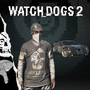 Watch Dogs 2 Home Town Pack