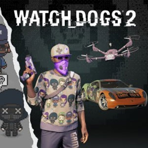 Buy Watch Dogs 2 Pixel Art Pack PS4 Compare Prices