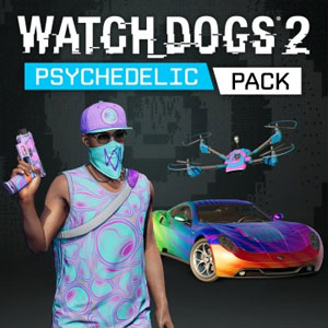 Watch Dogs 2 Psychedelic Pack