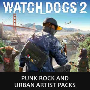 Buy Watch Dogs 2 Punk Rock and Urban Artist Packs CD Key Compare Prices