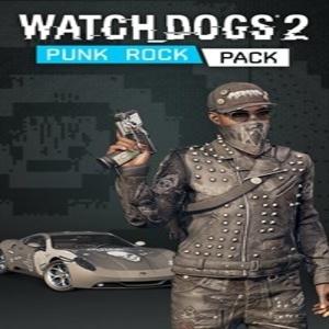Watch Dogs 2 Punk Rock Pack