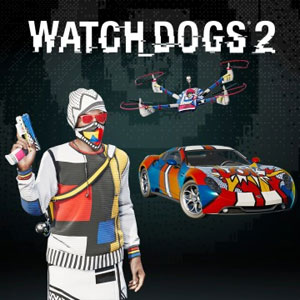 Watch Dogs 2 Retro Modernist Pack