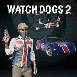 Watch Dogs 2 RIDE BRITANNIA PACK