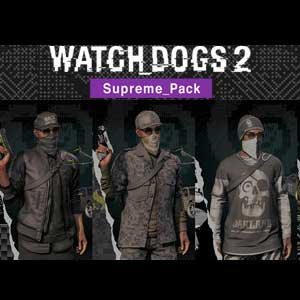 Buy Watch Dogs 2 Supreme Pack CD Key Compare Prices