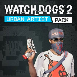 Watch Dogs 2 Urban Artist Pack