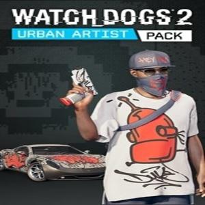Watch Dogs 2 Urban Artist Pack