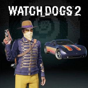 Watch Dogs 2 VELVET COWBOY PACK
