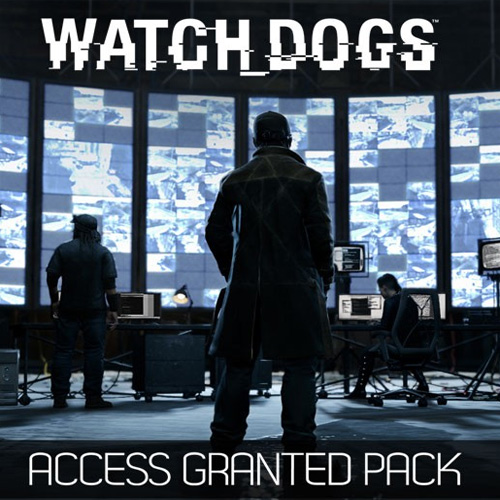 Watch Dogs Access Granted Pack