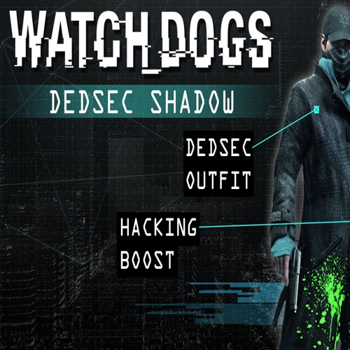 Buy Watch Dogs Dedsec Shadow Pack CD Key Compare Prices