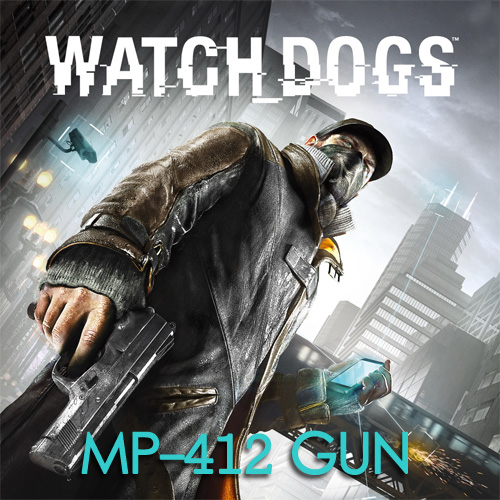 Buy Watch Dogs DLC MP-412 GUN Xbox One Code Compare Prices
