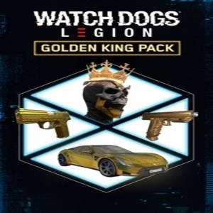 Buy Watch Dogs Legion Golden King Pack Xbox One Compare Prices