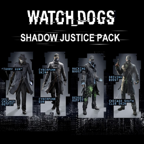 Watch Dogs Shadow Justice