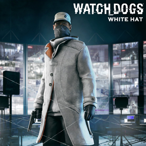Watch Dogs White Hat Pack