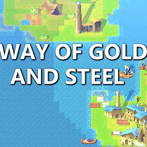 Buy Way of Gold and Steel CD Key Compare Prices