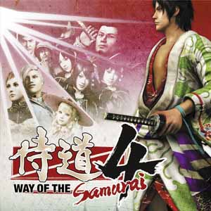 Way of the Samurai 4 DLC Pack