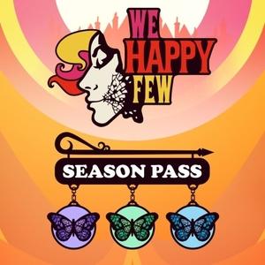 Buy We Happy Few Season Pass PS4 Compare Prices