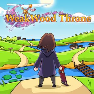 WeakWood Throne