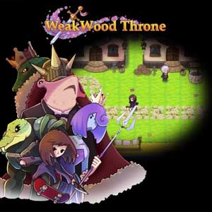 Buy WeakWood Throne CD Key Compare Prices
