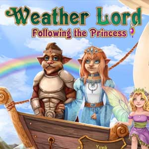 Weather Lord 5 Following the Princess