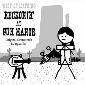 West of Loathing Reckonin at Gun Manor