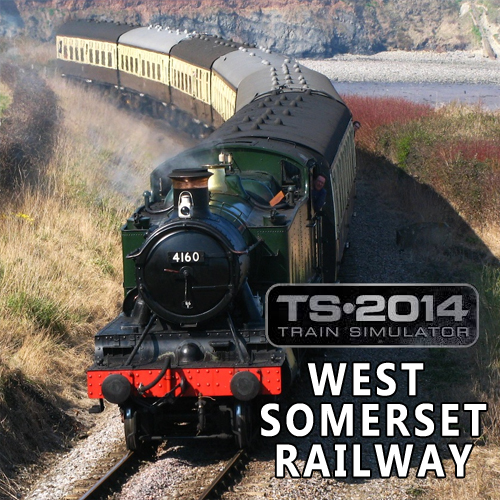 Buy Train Simulator West Somerset Railway CD Key Compare Prices