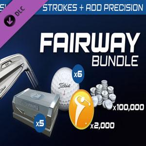 WGT Golf Fairway Bundle 21
