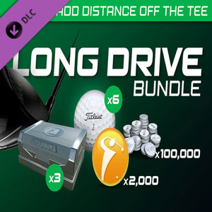 WGT Golf Long Drive Bundle 21