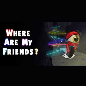 Buy Where Are My Friends? PS4 Compare Prices