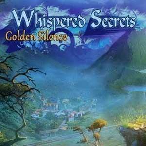 Whispered Secrets Golden Silence