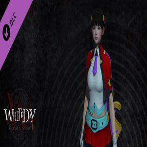 White Day BlazBlue Collaboration Costume Ji-Min Yoo