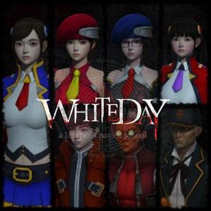 White Day BlazBlue Collaboration Costume Set
