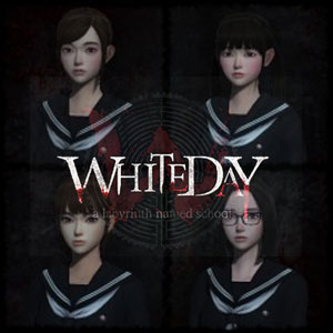 White Day Japanese Uniform Set