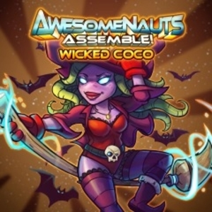 Wicked Coco Awesomenauts Assemble Skin