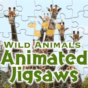 Buy Wild Animals Animated Jigsaws CD Key Compare Prices