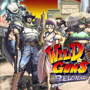 Buy Wild Guns Reloaded PS4 Game Code Compare Prices