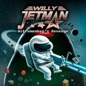 Willy Jetman Astromonkey´s Revenge
