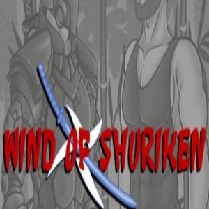 Wind of shuriken