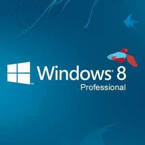 Windows 8 Professional Microsoft