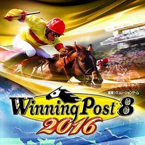 Buy Winning Post 8 2016 PS4 Game Code Compare Prices