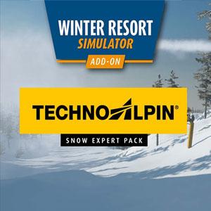 Winter Resort Simulator TechnoAlpin Snow Expert Pack