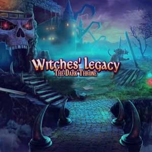 Buy Witches Legacy The Dark Throne CD Key Compare Prices