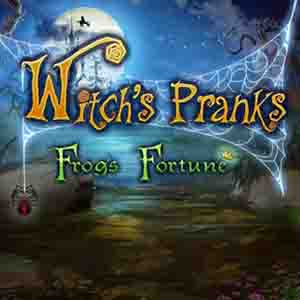 Witchs Pranks Frogs Fortune
