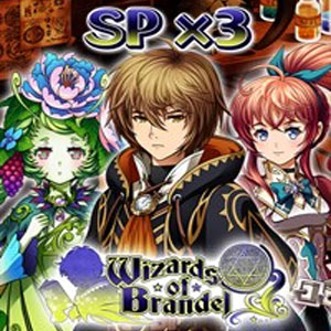 Wizards of Brandel SP x3